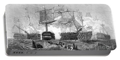 Battle Of Trafalgar, 1805 Portable Battery Charger
