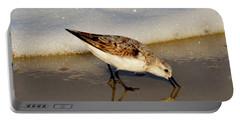 Beach Bird Portable Battery Charger