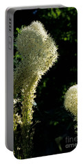 Portable Battery Charger featuring the photograph Bear-grass I by Sharon Elliott