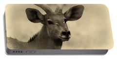 Beautiful Nyala Portable Battery Charger