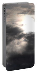 Beneath The Clouds Portable Battery Charger