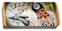 Bertie Bott's Beans Portable Battery Charger