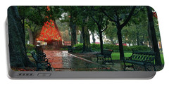 Bienville Square Portable Battery Charger