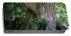 Big Fat Tree Trunk Portable Battery Charger