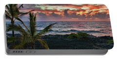 Big Island Sunrise Portable Battery Charger