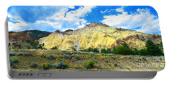 Big Rock Candy Mountain - Utah Portable Battery Charger
