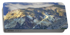 Big Rock Candy Mountains Portable Battery Charger