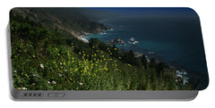 Big Sur California Portable Battery Charger
