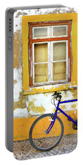 Bike Window Portable Battery Charger by Carlos Caetano