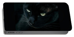 Black Panther Portable Battery Charger