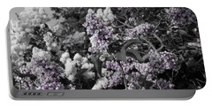 Portable Battery Charger featuring the photograph Blooms by Colleen Coccia