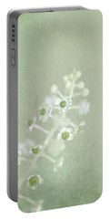 Blossoms Unfolding Portable Battery Charger