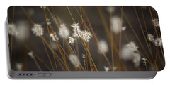 Portable Battery Charger featuring the photograph Blowing In The Wind by Vicki Pelham