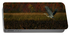 Blue Heron Mud Pond Dublin Portable Battery Charger