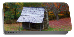 Blue Ridge Cabin Portable Battery Charger
