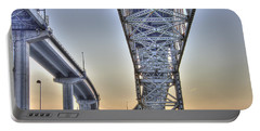Blue Water Bridge Port Huron Mi Portable Battery Charger