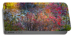 Bright Autumn Light Portable Battery Charger