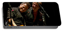Bruce Springsteen And Danny Gochnour Portable Battery Charger