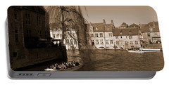 Bruges Canal Portable Battery Charger
