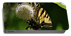 Butterfly 2 Portable Battery Charger by Joe Faherty