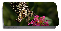 Butterfly Portable Battery Charger by Ramabhadran Thirupattur