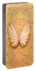 Butterfly Sea Shell Portable Battery Charger