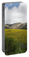 California Hillside View V Portable Battery Charger