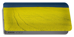 Canola Field, Guernsey Cove, Prince Portable Battery Charger