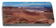 Canyonlands Portable Battery Charger by Dany Lison