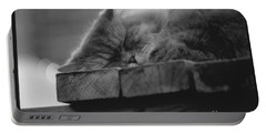 Cape Cod Cat Portable Battery Charger