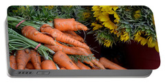 Farmers Market Portable Battery Charger