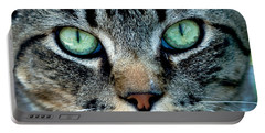 Cat Face Portable Battery Charger