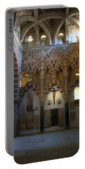Cathedral And Former Great Mosque Of Cordoba Portable Battery Charger