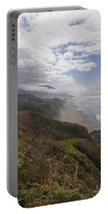 Central Oregon Coast Vista Portable Battery Charger by Mick Anderson