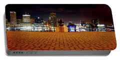 Charm City Skyline Portable Battery Charger