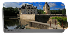 Chateau Chenonceau Loire Valley Portable Battery Charger