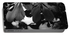 Chestnut Leaves Portable Battery Charger