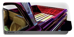 Chevy Custom Truckbed Portable Battery Charger