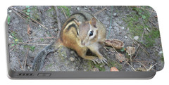 Chipmunk Feast Portable Battery Charger