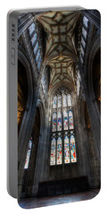 Church Interior Portable Battery Charger