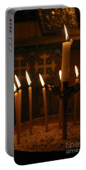 Church Of The Holy Sepulchre Jerusalem Portable Battery Charger