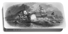 Civil War: Uss Monitor Portable Battery Charger
