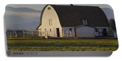 Classic Barn Near Grants Pass Portable Battery Charger by Mick Anderson
