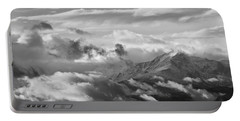 Cloud Art Portable Battery Charger