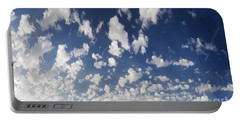 Cloudy Sky Portable Battery Charger