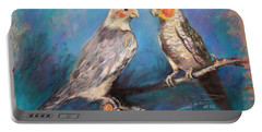 Coctaiel Parrots Portable Battery Charger