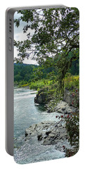Colliding Rivers Portable Battery Charger