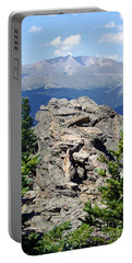 Portable Battery Charger featuring the photograph Colorado 11 by Deniece Platt