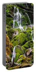 Portable Battery Charger featuring the photograph Colorado 6 by Deniece Platt