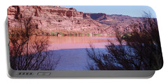 Colorado River After Rain - Utah Portable Battery Charger